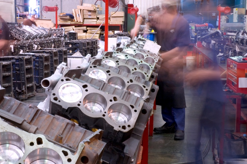 Four Ways Lean Manufacturing Makes Life Easier in a Factory