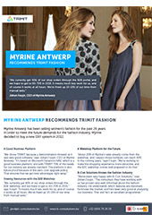 Myrine Antwerp case study