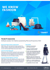 TRIMIT fashion: We know fashion