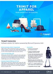 TRIMIT fashion: TRIMIT for apparel