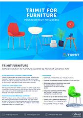 TRIMIT furniture: TRIMIT for furniture