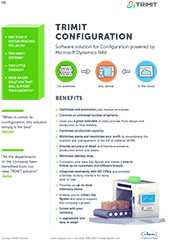 TRIMIT configuration: Fact sheet