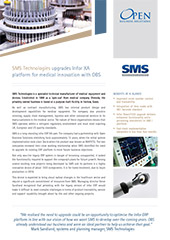 SMS Technologies upgrades Infor XA platform for medical innovation with OBS