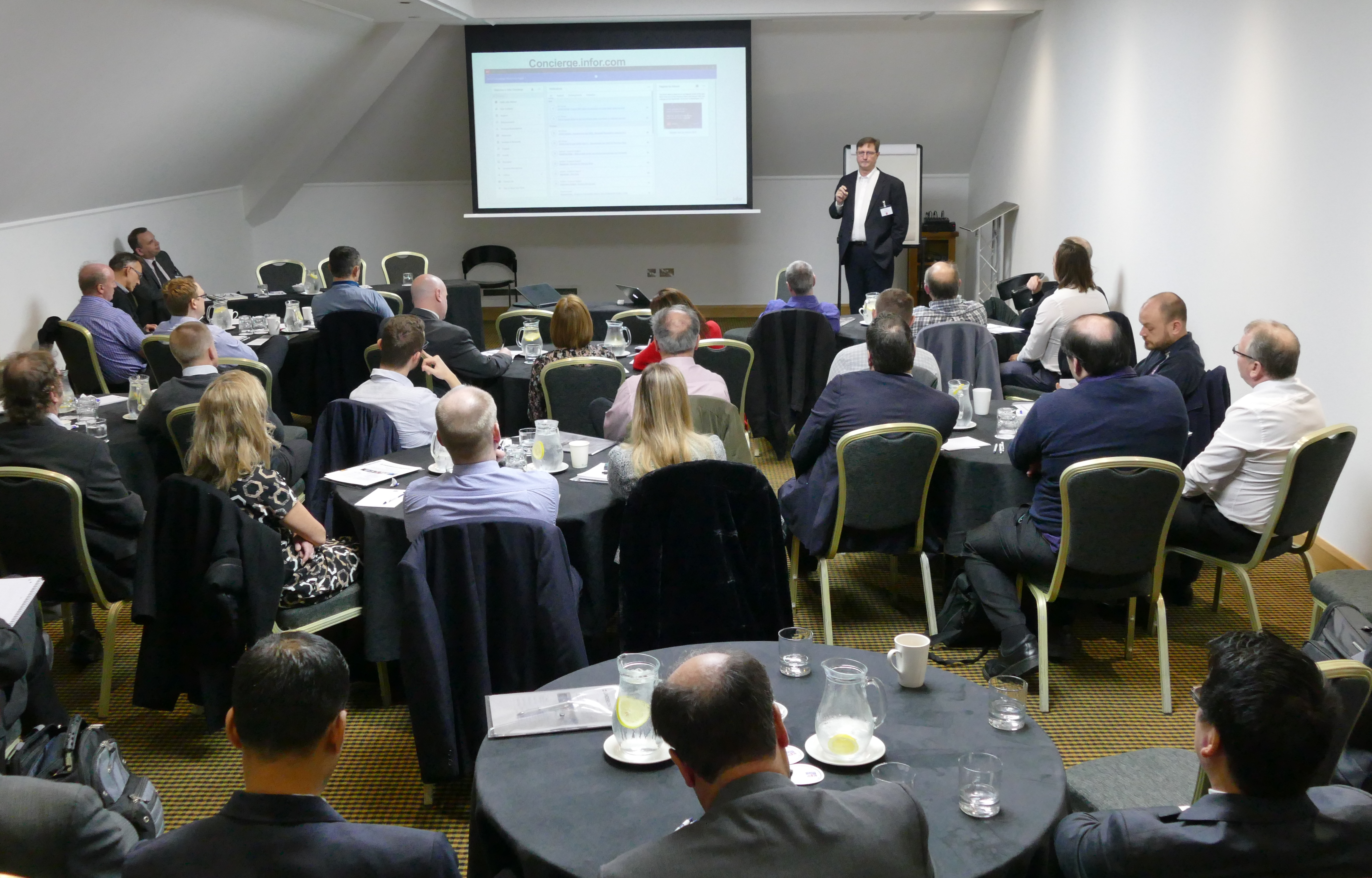 Annual Infor XA Customer Event Delivers Key Insight To Enhance User Experience