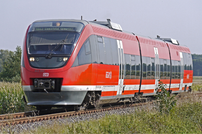 Vivarail Uses Infor XA To Support Their Innovative Railway Designs